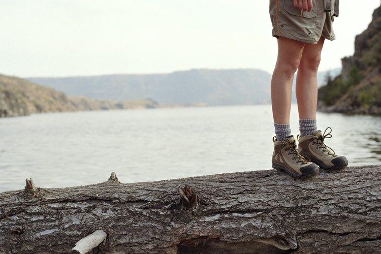 Mantenerte liviano sobre tus pies puede hacer una gran diferencia en los viajes más largos.