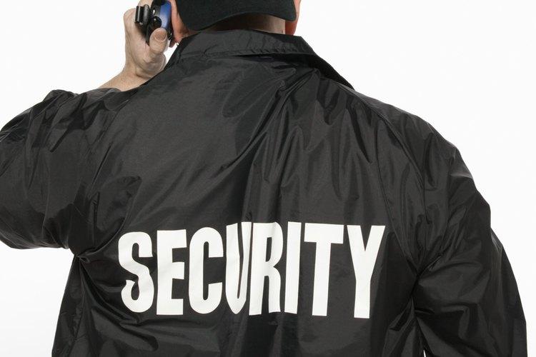 Hay diferencias entre la seguridad pública y la privada.