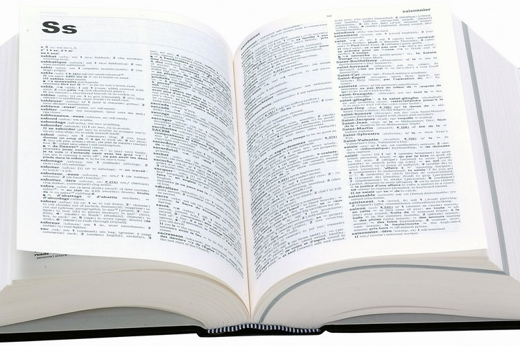 Busca un diccionario de griego-inglés o latín-inglés.