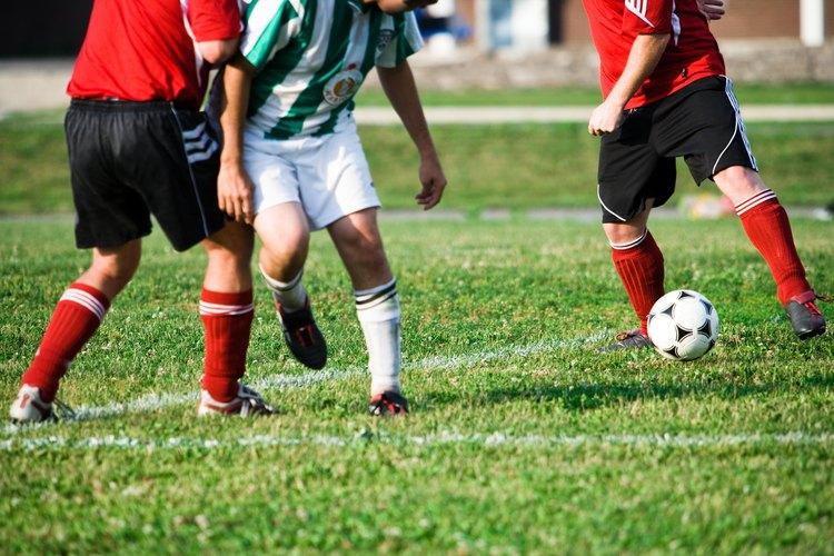 Puedes ser un padre de fútbol mientras trabajas tiempo completo.