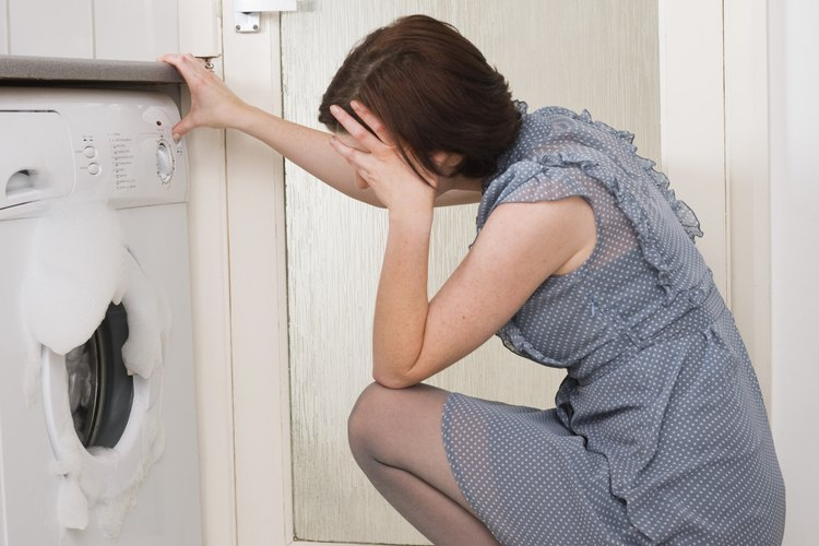 Un rodamiento defectuoso hará que la lavadora no funcione correctamente.