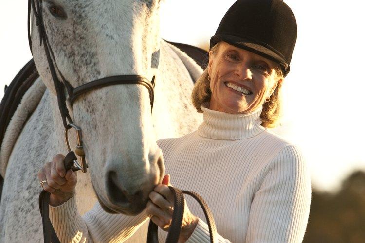 El champú para caballos puede tener efectos positivos en el cabello humano.