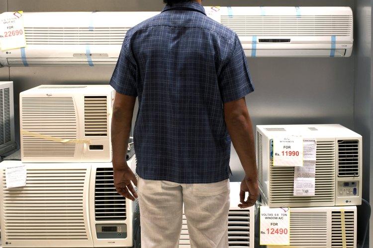 Los acondicionadores de aire Delonghi, como por ejemplo el PAC210, son unidades de acondicionamiento de aire portátiles que puedes mover de una habitación a otra con facilidad.