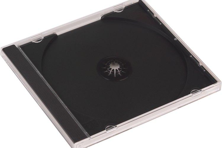 Caja para CD.