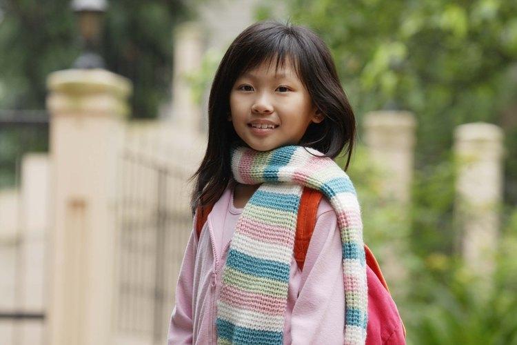 Elige la mochila adecuada para tu niño, y evita tensiones innecesarias.