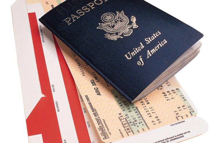Cómo escribir un currículum para un trabajo en una agencia de viajes.