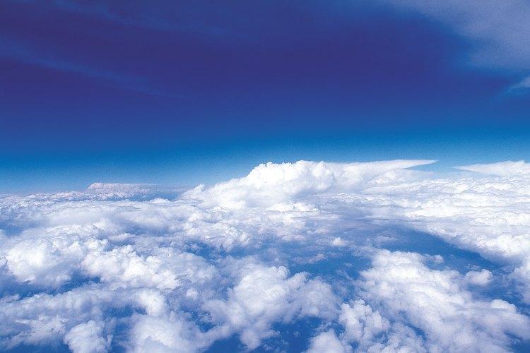 Recuerda a tu audiencia que el aire es una mezcla de gases.