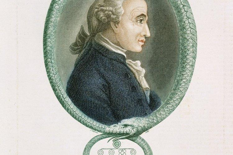 Kant fue uno de los filósofos morales más influyentes.
