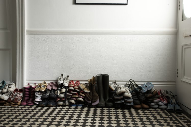 C mo hacer un organizador de zapatos para colocar debajo de la cama - Como hacer un organizador de zapatos casero ...