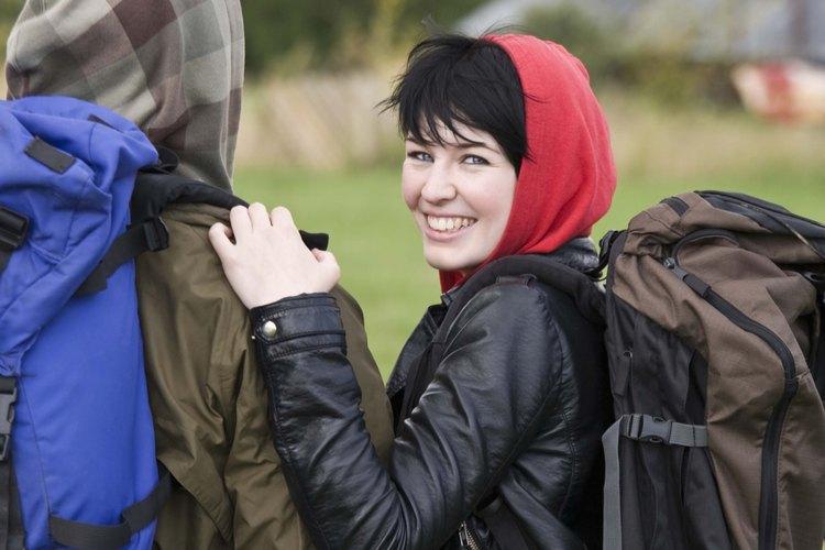 Cargar correctamente tu mochila ayuda a maximizar tu disfrute.