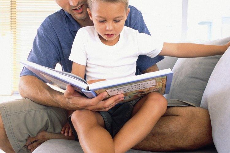 Las historias ofrecen una secuencia natural que ayuda a tu hijo a entender el orden de los acontecimientos.