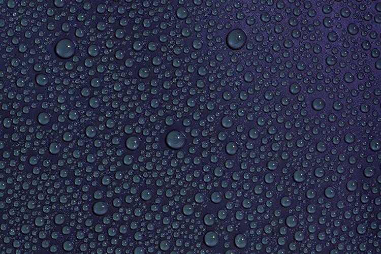 Las paredes interiores húmedas pueden causar moho, aumentando el riesgo de enfermedad respiratoria.