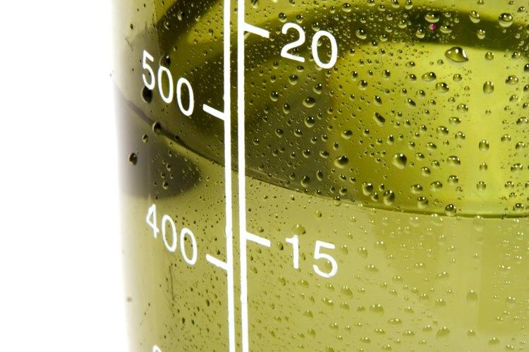 Aquí te mostramos cómo medir una onza de líquido.