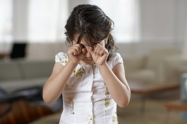 Los niños sensibles a vees requieren de más paciencia y explicaciones.