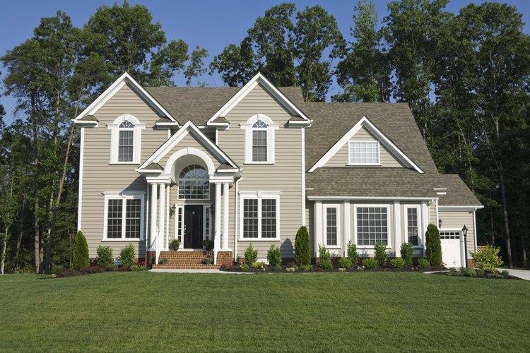 Los pastos tolerantes a la sequía son sabias elecciones para los propietarios de una casa.