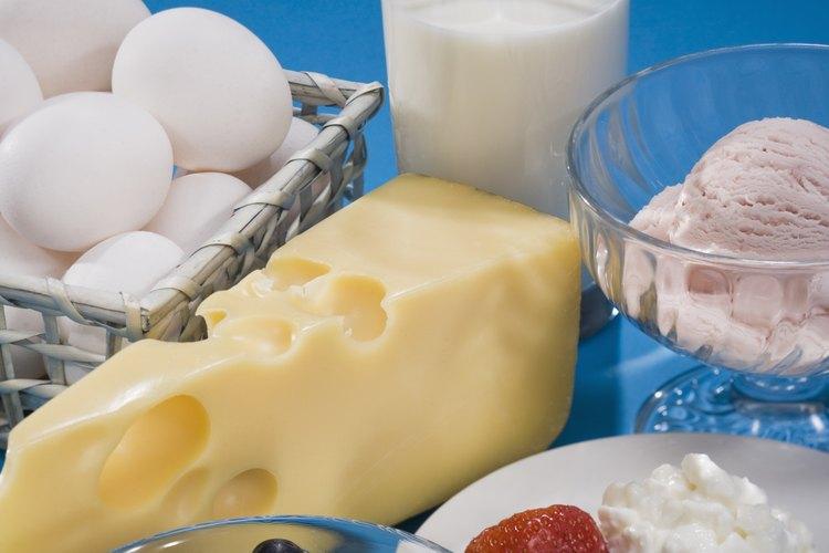 Muchos productos lácteos son fermentados y pueden ofrecerte un rango de beneficios saludables.