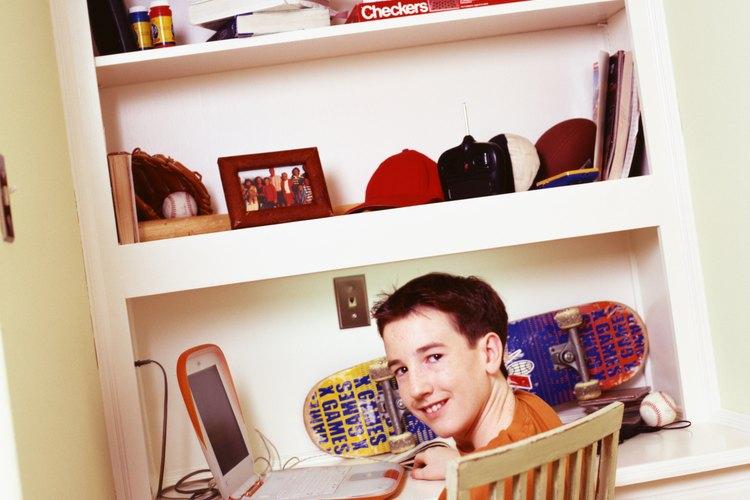 Los adolescentes pueden elegir entre una variedad de juegos de aprendizaje en línea para aprender habilidades relacionadas con el trabajo.