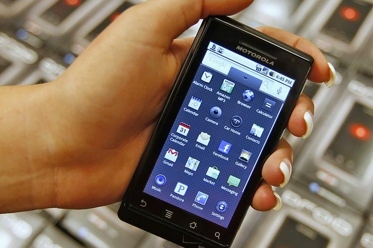 Las notificaciones de tarjeta SD son para alertar al usuario cuándo la SD está siendo montada o desmontada.