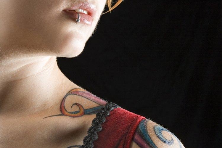 Los tatuajes son una intensa experiencia personal.