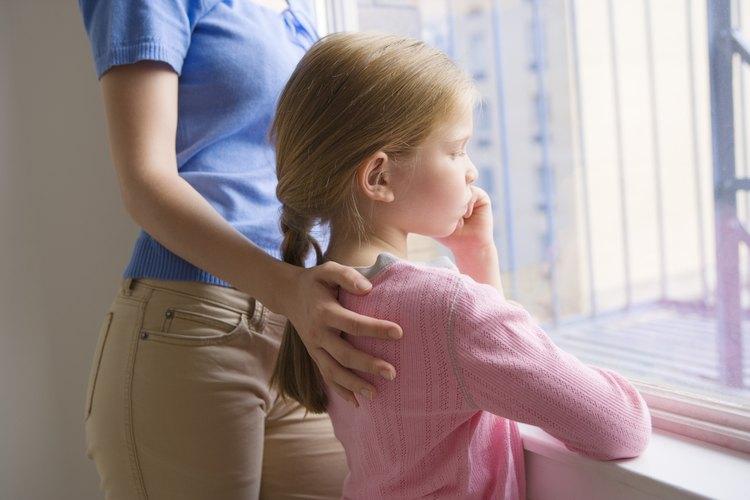 La depresión puede influir en la manera en que un niño aprende.