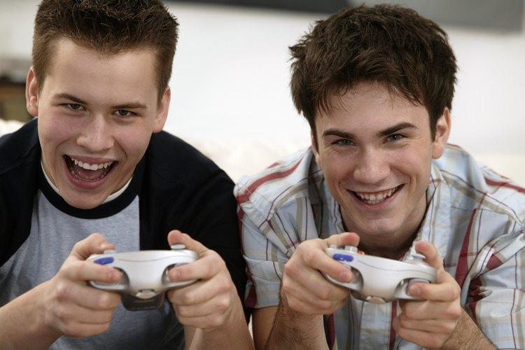 Desteta a tu hijo de los videojuegos estableciendo límites.