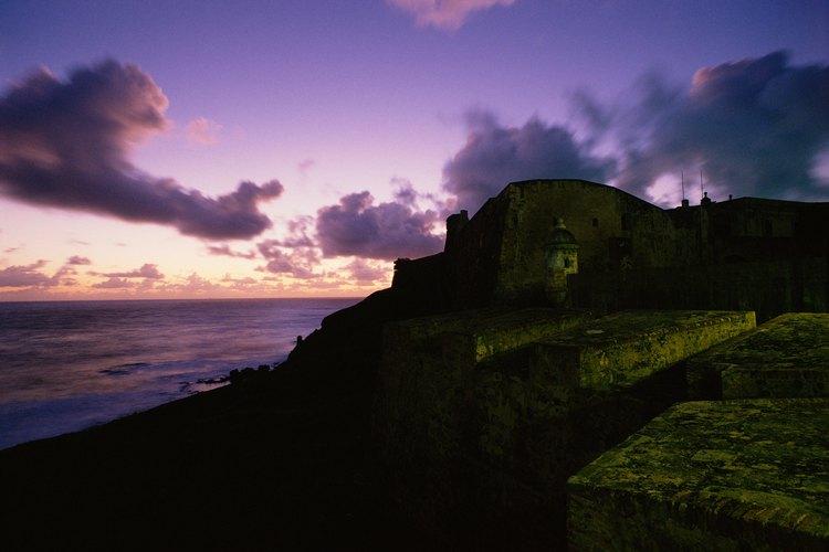 Puerto Rico es un ejemplo de un territorio de los EE.UU.