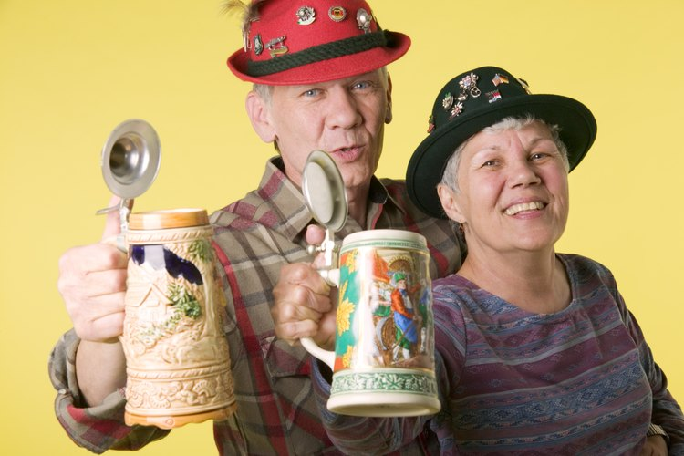 El Oktoberfest es una tradición alemana muy celebrada.