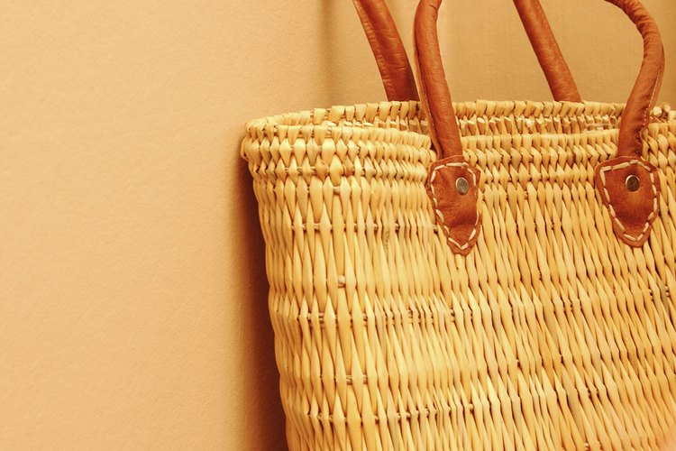 Las bolsas pueden fabricarse de los más diversos materiales.