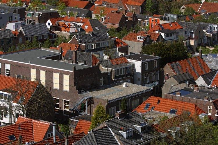 Estas urbanizaciones privadas se han incrementando con los años.