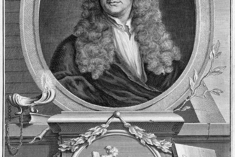 La Gran Bretaña ha producido grandes científicos como Sir Isaac Newton.