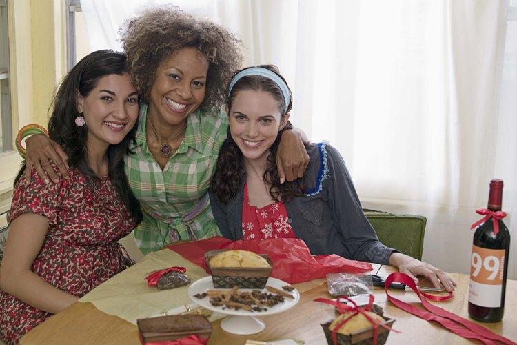 Las actividades correctas pueden unir a las mujeres cristianas.