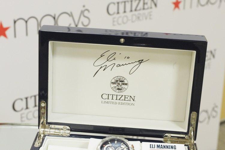 Citizen Watch Company es uno de los productores más grandes de relojes de muñeca para hombres y mujeres en el mundo.