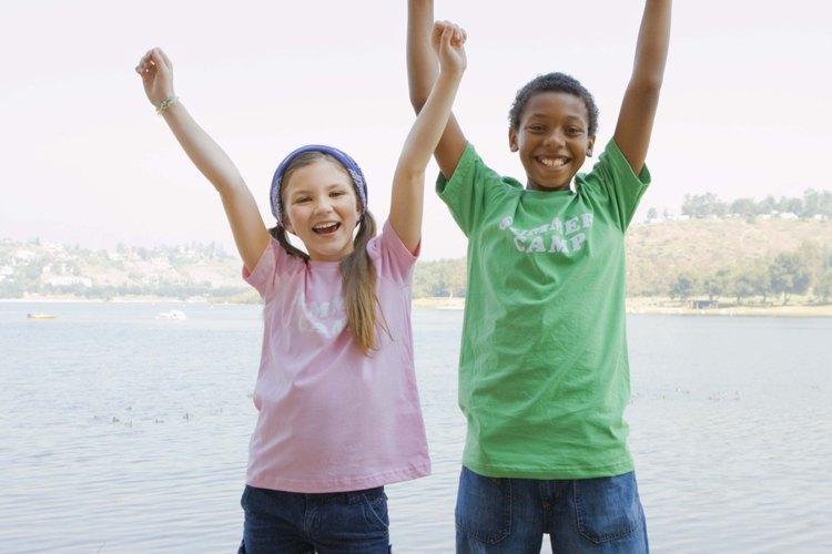 Los niños se comportan mejor cuando conocen tus expectativas.