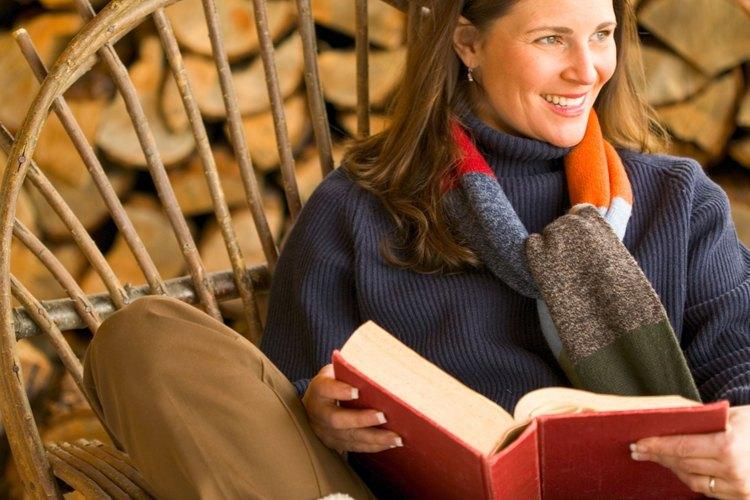 Un programa de lectura puede ayudar a los ancianos que tienen problemas de visión.