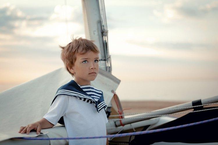 Traje de marinero.