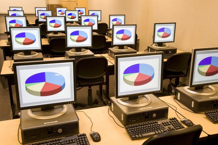 Salarios en computación.