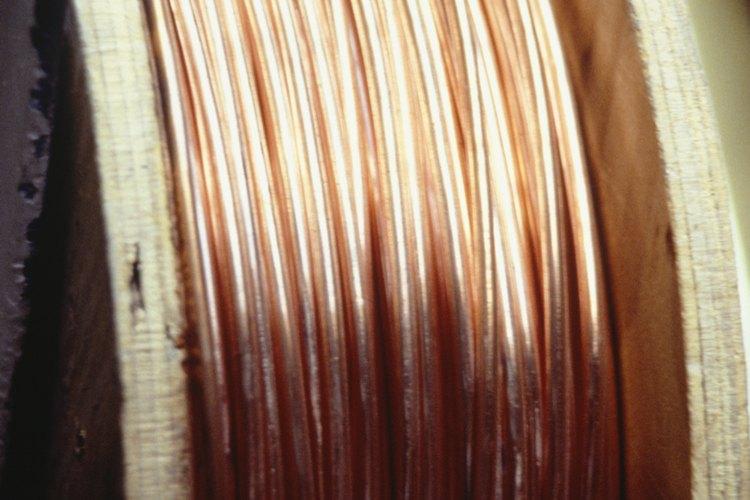 La capacidad de corriente del cable depende principalmente de su espesor.