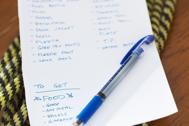 Haz una lista con tus logros y razones para solicitar un aumento de sueldo.