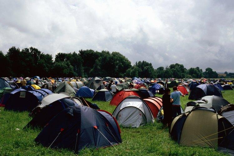 Puedes acampar y disfrutar de las actividades del lago Wallenpaupack en el verano.