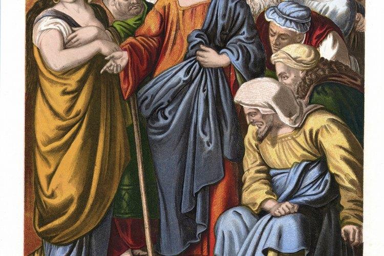 Los fariseos eran los líderes religiosos en los tiempos de Jesús.
