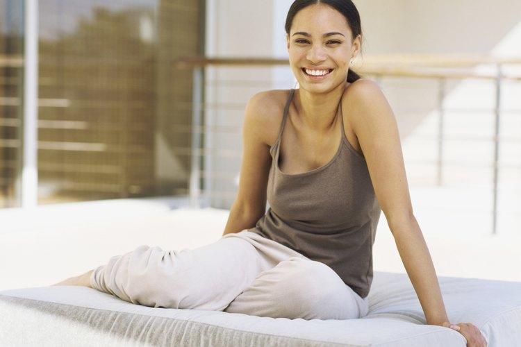 Tus sábanas reformadas se ajustarán perfecto en un colchón.