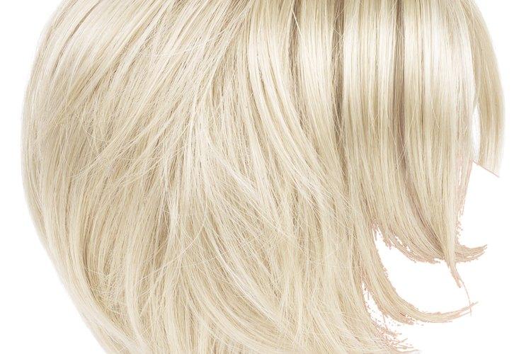 Mantén el aspecto de las pelucas con remedios caseros baratos.