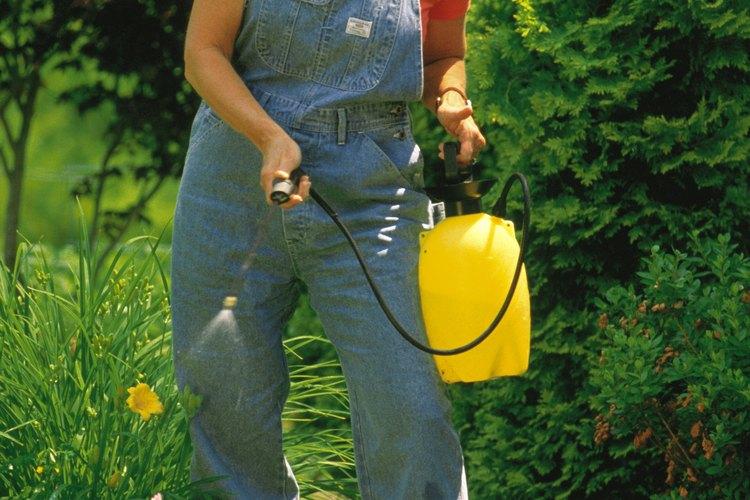 Los fertilizantes agregan fosfatos y nitratos al suelo.