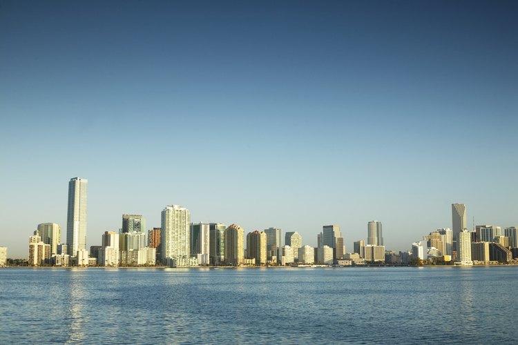 El estado de Florida atrae a muchos turistas.