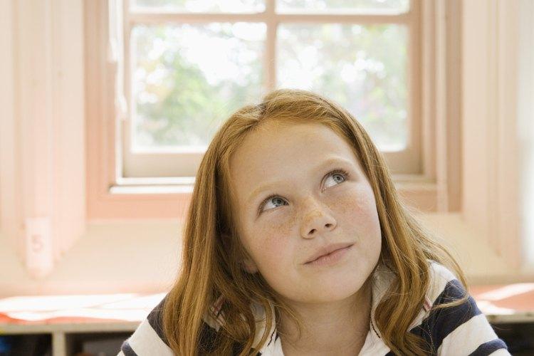 Haz que los alumnos de tercer grado bajen sus pensamientos al papel luego de leer.