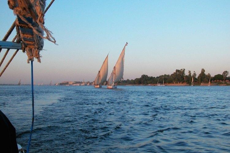 El Nilo.