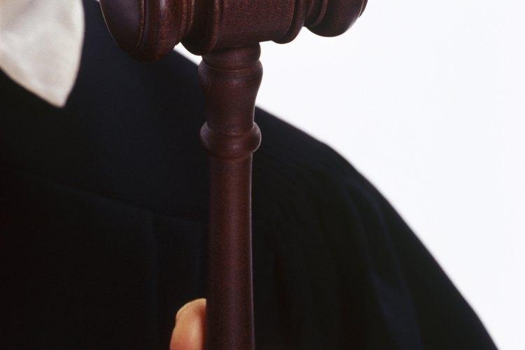 Los Juzgados de Distrito operan como jueces de primera instancia.