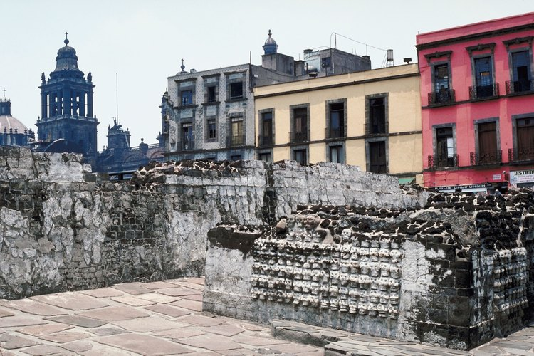 El principal espisodio de la conquista mexicana fue la toma de Tenochtitlán.
