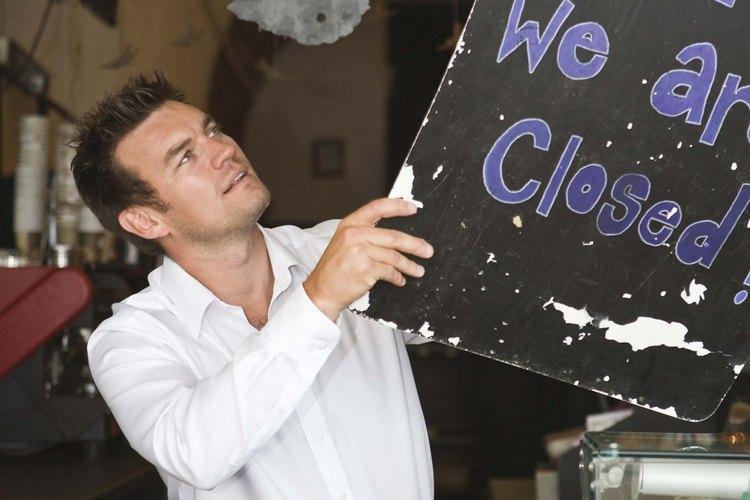 Hay varios recursos para ayudarte a averiguar si una empresa ha cerrado de forma permanente.