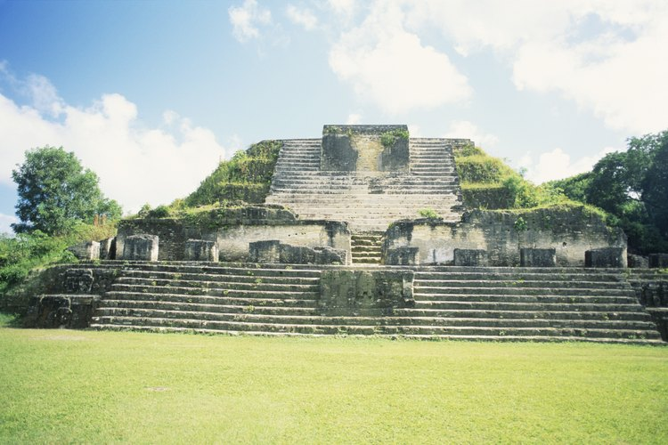 Los mayas desarrollaron un sistema de escritura y un calendario preciso.